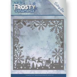 JAD10041 Snij- en embosmal - Frosty Ornaments - Jenine's Art