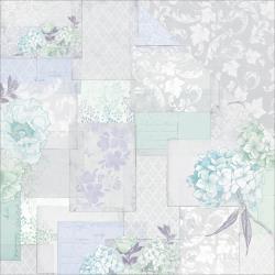 P2344 Scrappapier Dubbelzijdig - Lilac Whisper - Kaisercrafts