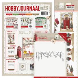 Hobbyjournaal nr. 187 met mal en knipvel
