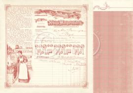 PD5303 Scrappapier Dubbelzijdig - Siri's Kitchen - Pion Design