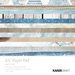 "PP1037 Paperpad 6.5"" x 6.5 "" Beach Shack - Kaisercrafts"