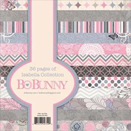 Paperpad 15,2 x 15,2 cm - Isabella  -  Bo Bunny