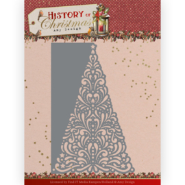 ADD10246 Snij- en embosmal - History of Christmas - Amy Design
