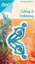 6002-0552 Snij- en embosmal - Joy Crafts