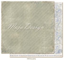 1030 Scrappapier dubbelzijdig - Denim en Girls - Maja Design