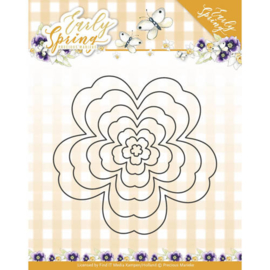 PM10112 Snij- en embosmal - Early Spring - Marieke Design