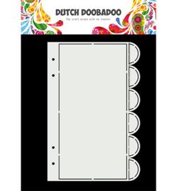 470.784.020 - Card Art Slimline album 6 set - Dutch Doobadoo