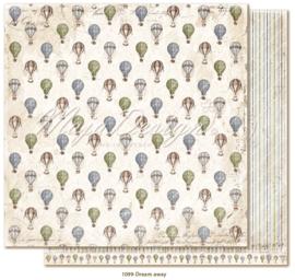 1099 Scrappapier dubbelzijdig - Miles Apart - Maja Design