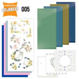 SPDO005 - Sparkles set 005