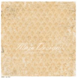 523 Scrappapier dubbelzijdig - Vintage Summer - Maja Design