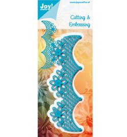 6002-0974 Snij- en embosmal - Joy Crafts