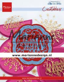 LR0619 Creatable - Marianne Design