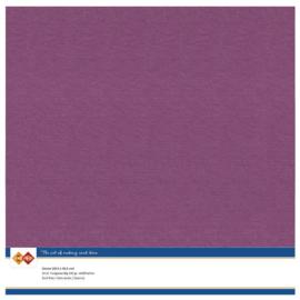 56 Azalea Pink - Linnen Kaarten 30,5 x 30,5cm - 10 stuks - 200 grams - Card Deco - PAKKETPOST!!