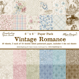 Paperpad - Vintage Romance - Maja Design