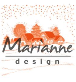 DF3442 Design Folder - Marianne Design