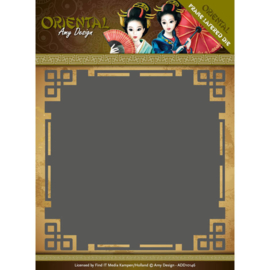 ADD10146 Snij- en embosmal - Oriental - Amy Design