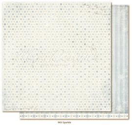 943 Scrappapier dubbelzijdig - Joyous Winterdays - Maja Design