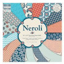 Paperpad 20 x 20cm - Neroli - First Edition
