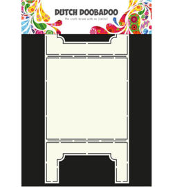 470.713.652 Dutch Card Art A4 - Ticket - Dutch Doobadoo