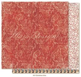 937 Scrappapier dubbelzijdig - Joyous Winterdays - Maja Design