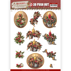 SB10565 Stansvel A4 - History of Christmas - Amy Design