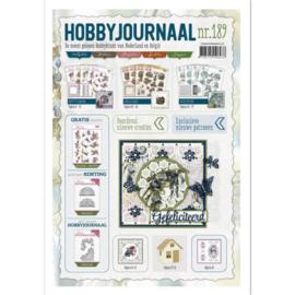 Hobbyjournaal nr. 189 met  knipvel