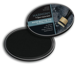 Jet Black - Harmony Water Reactive Ink
