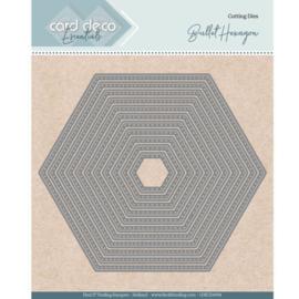 CDECD10094 Snij- en embosmal - Card Deco