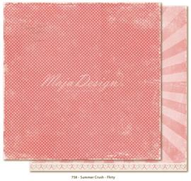 758 Scrappapier dubbelzijdig - Summer Crush - Maja Design