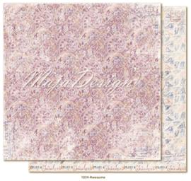 1034 Scrappapier dubbelzijdig - Denim en Girls - Maja Design