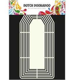 470.713.136 Card Art Stencil A4 - Dutch Doobadoo