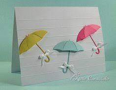 98296 Snij- embosmal Paraplu - Memorybox