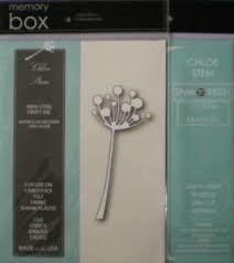 98321 Snij- embosmal - Memorybox