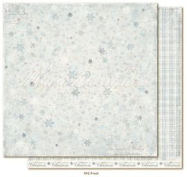 942 Scrappapier dubbelzijdig - Joyous Winterdays - Maja Design