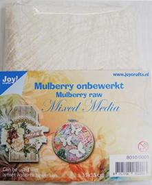 8010-0001  Mulberry Boombastvezel - Joy Crafts