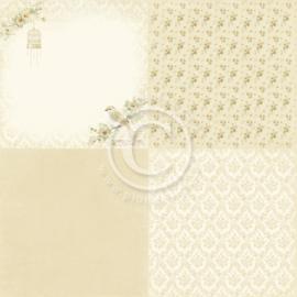 PD8502 Scrappapier - The Songbirds Secrets - Pion Design