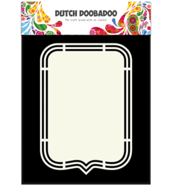 470.713.149 Dutch Shape Art A5  - Dutch Doobadoo