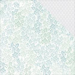 P2349 Scrappapier Dubbelzijdig - Lilac Whisper - Kaisercrafts