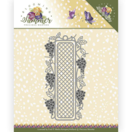 PM10157 Snij- en embosmal - Blooming Summer - Marieke Design