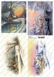 GH3312 Vintage vel - Winter