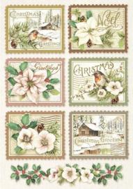 DFSA4342 Rice Paper A4 - Stamperia