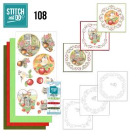 Stitch en Do nr. 108 - Outdoor Beauty