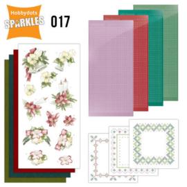 Sparkles set 017 - Kerst