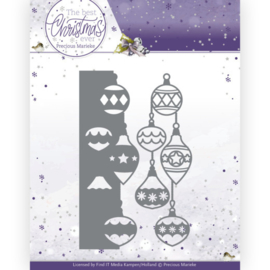 PM10209 Snij- en embosmal - The Best Christmas Ever - Marieke Design