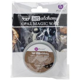 Finnabair Metallic Wax - blikje - Vintage Silk - Prima Marketing