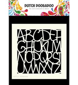 470.715.607 Mask Stencil - Dutch Doobadoo