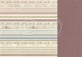 PD5110 Scrappapier Dubbelzijdig - Days of Winter - Pion Design