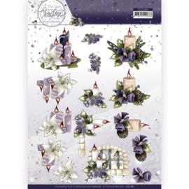 CD11681 3D vel A4 - The Best Christmas Ever - Marieke Design
