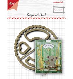 6002-1627 - Stansmal - Noor - Surprise Wheel