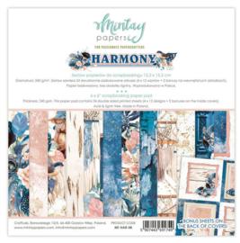 Paperpad 15x15cm - Harmony - Mintay